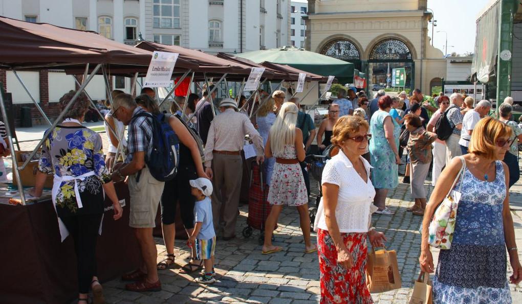 """Impressionen: """"Festival der regionalen Lebensmittel 2019"""" in Pilsen"""