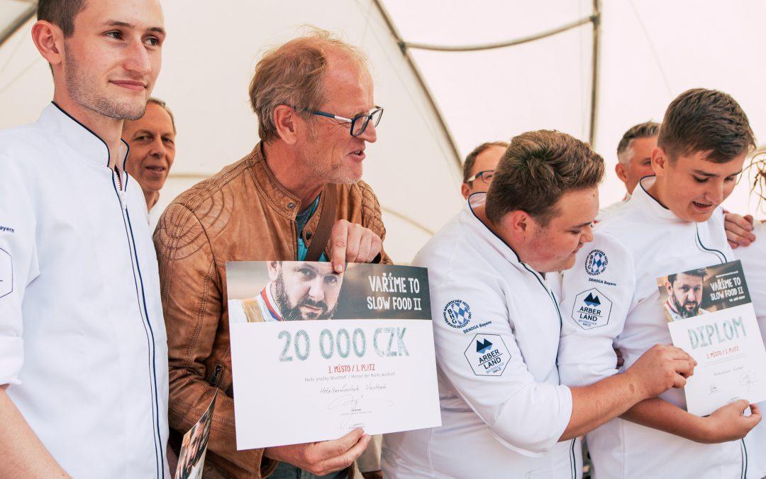 Hotelberufsschule Viechtach siegt bei Pilsener Koch-Wettbewerb