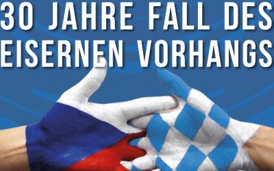 """Zentrale Gedenkfeier """"30 Jahre Fall des Eisernen Vorhangs"""""""