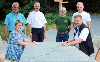 Gemeinde Lindberg schickt Wanderer auf den Gunthersteig