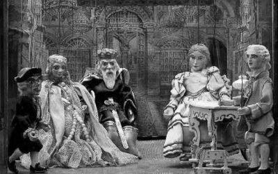 """Vernissage der Marionettenausstellung """"Großes Theater auf kleiner Bühne"""""""