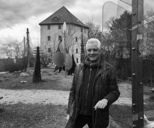 Online literární čtení s Bernhardem Setzweinem