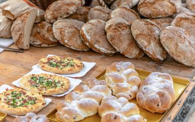 Farmářský trh v obci Perschen – dobře a regionálně nakupovat!