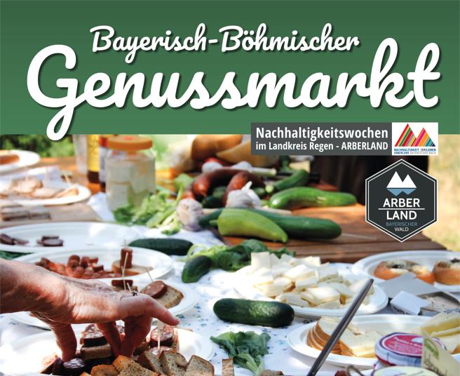 Bayerisch-Böhmischer Genussmarkt 2021