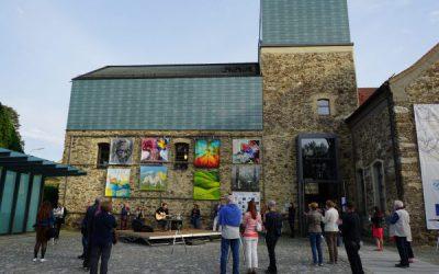 """Ausstellung """"Farbe auf der Straße"""""""